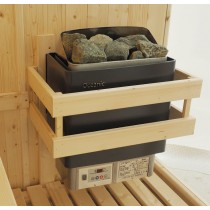Sauna Heater Guard 3 sided