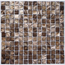 Brown Shell Mosaic