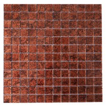 Copper Foil Glass Mosaic