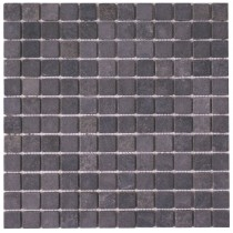 Dark Grey Natural Stone Mosaic