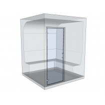 Model T3A Commercial Turkish Steam Room