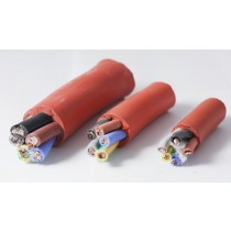 Silicone Bound Heat Proof 5core Cable (BSEN 6141)