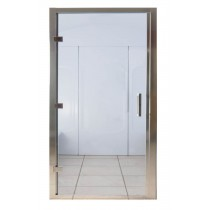 1000 x 1850mm Steam Room Door