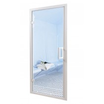 850 x 1850mm Steam Room Door White