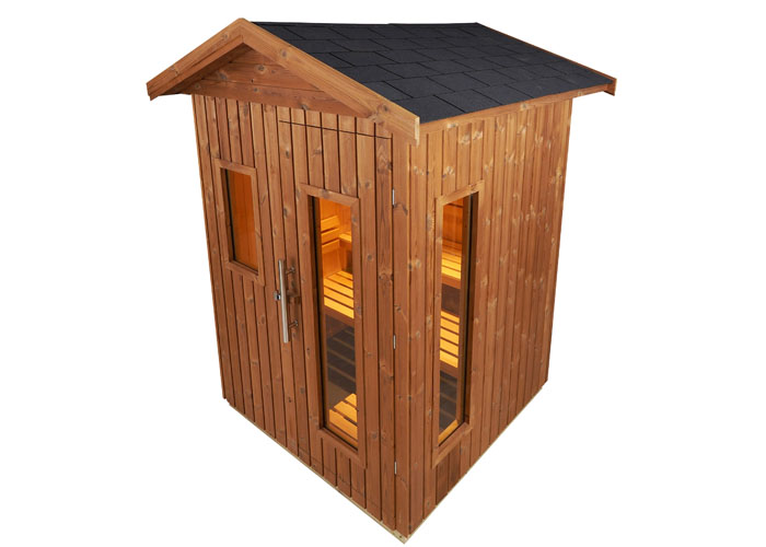 E2020 Outdoor Sauna