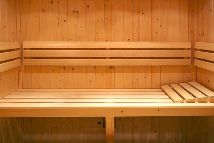 Oceanic Sauna Cabin Deluxe