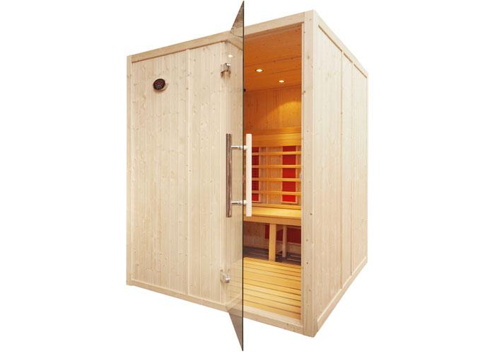 Oceanic Infrared Sauna