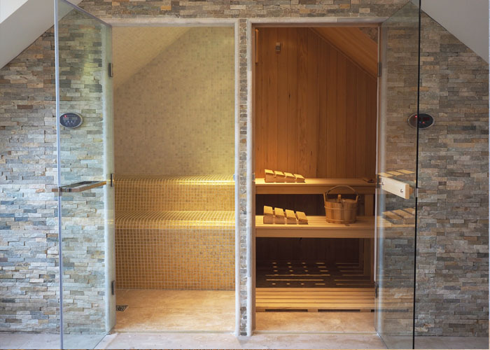 Oceanic bespoke Turkish Sauna & Steam Room