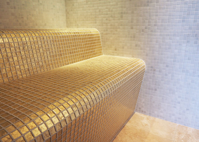 Oceanic bespoke Turkish Steam Room