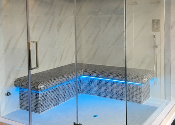 Oceanic Turkish Steam Room 3D