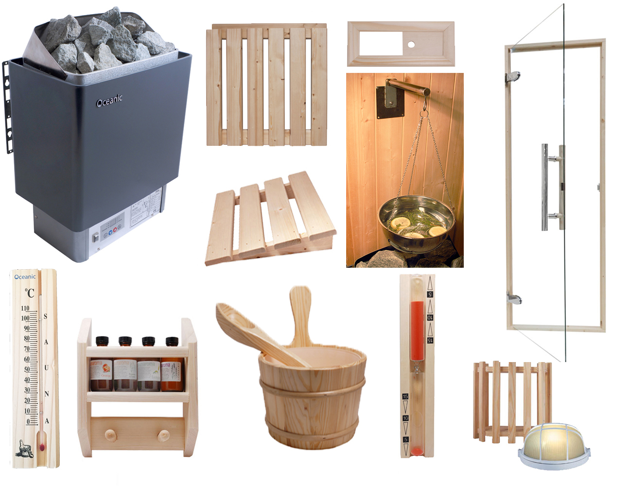 Home Sauna Installation Kits