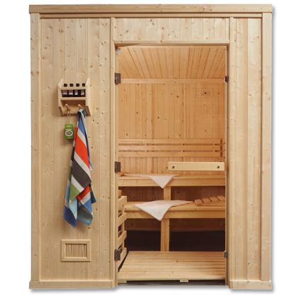 Commercial Saunas