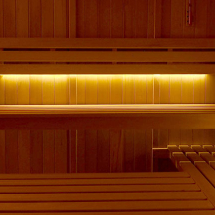 Sauna Lighting