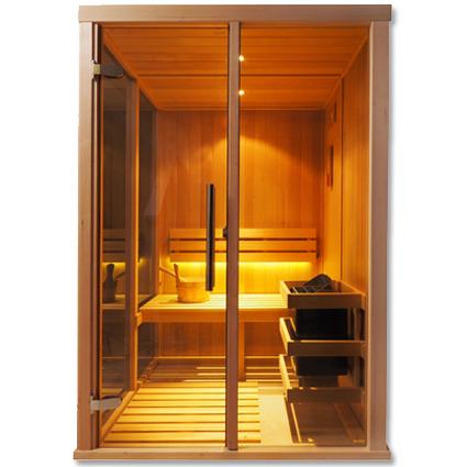 Vision Glass & Hemlock Saunas