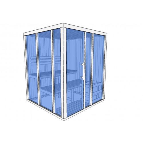 V2525 Vision Finnish Sauna Cabin