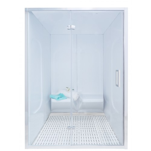 2 Person Home Acrylic Steam Room DG2B