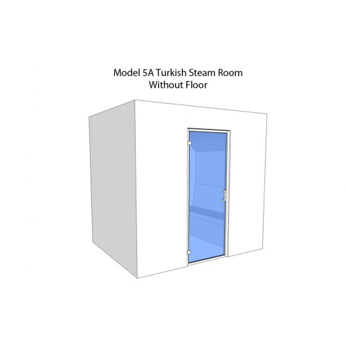 6 Person Home Turkish Steam Room Model 5A