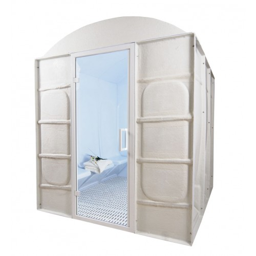 8 Person Commercial Acrylic Steam Room DG8BC