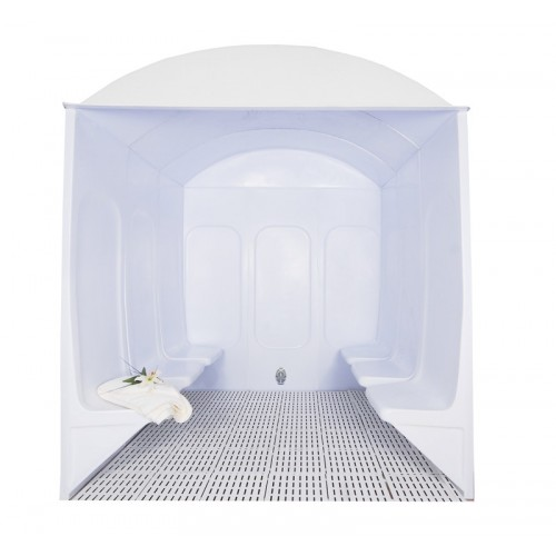 12 Person Commercial Acrylic Steam Room DG12BC