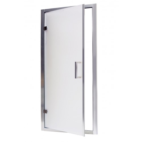 850 x 2000mm Frosted Steam Room Door