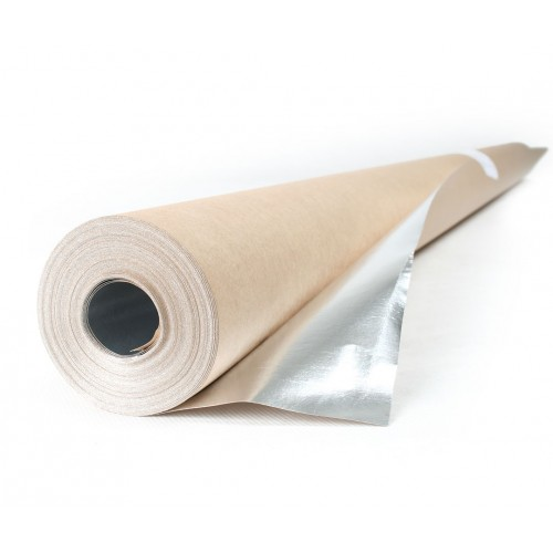 Heat Proof Aluminium Vapor Barrier Paper