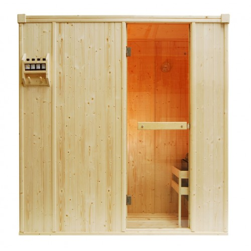 Traditional Sauna 2 Person - D1030