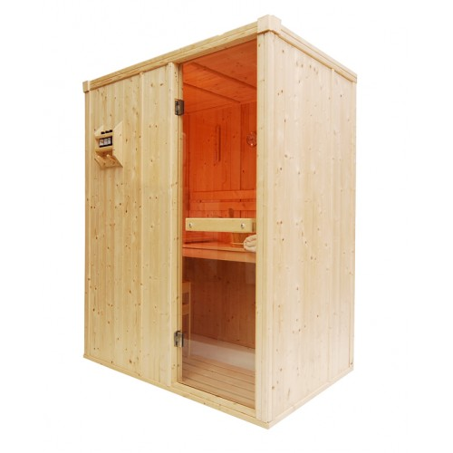 Traditional Sauna 2 Person - D1525