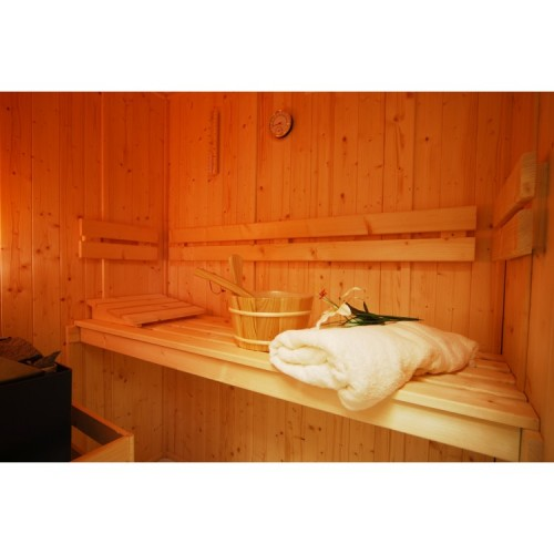 2 Person Traditional Sauna - D1525