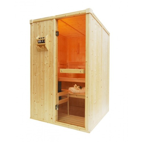 2 Person Traditional Sauna - D2020