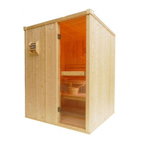 3 Person Traditional Sauna - D2025