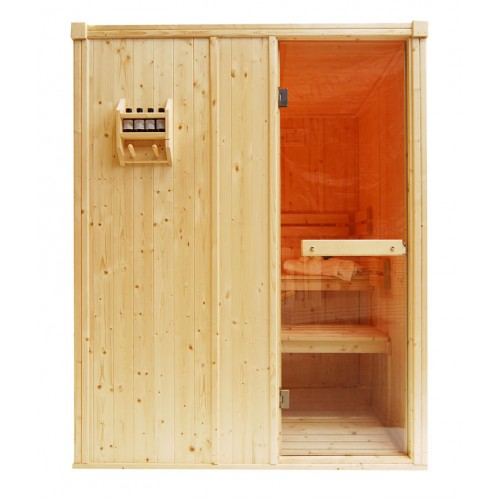 Traditional Sauna 3 Person - D2025