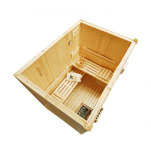3 Person Traditional Sauna - D2030