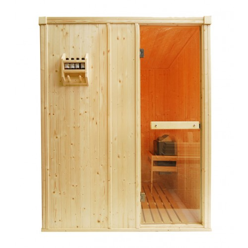 3 Person Traditional Sauna - D2525