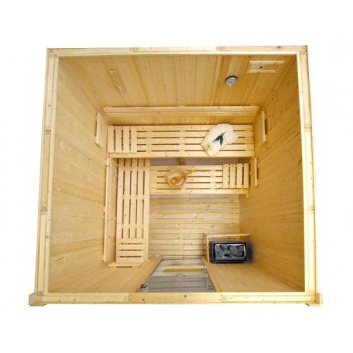 Traditional Sauna 5 Person - D3030
