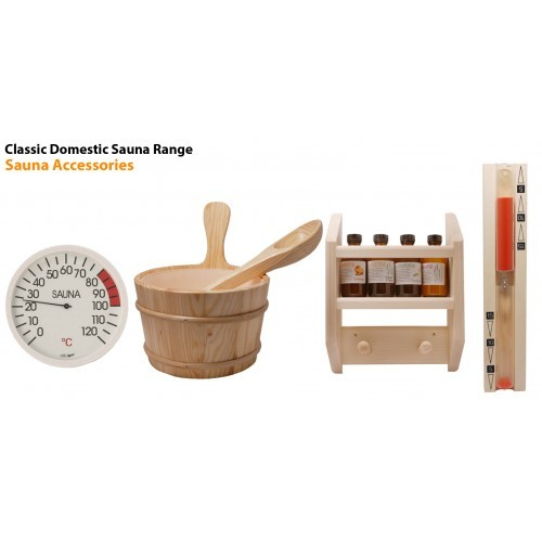 7 Person Traditional Sauna - D3035