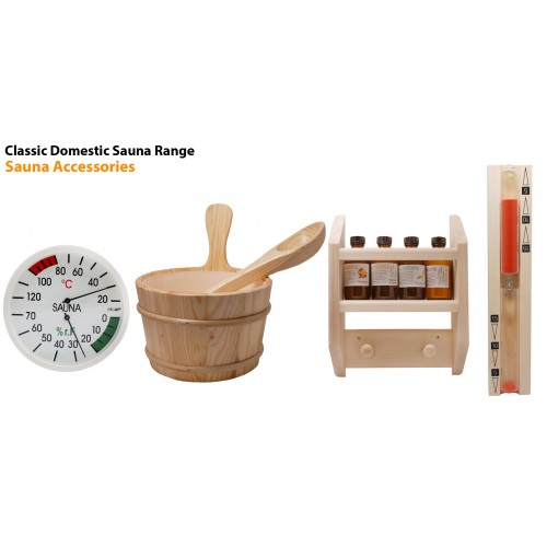 4 Person Traditional Sauna - D2035