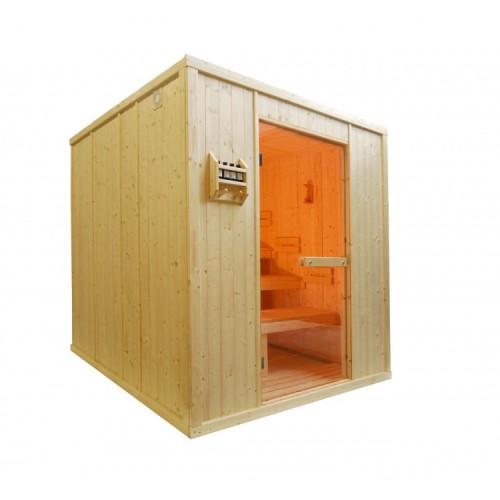 9 Person Heavy Duty Commercial Sauna - HD3050BB