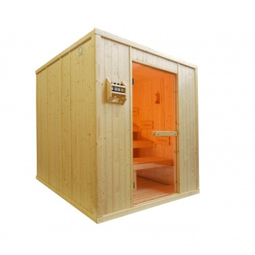 7 Person Heavy Duty Commercial Sauna - HD3040BB