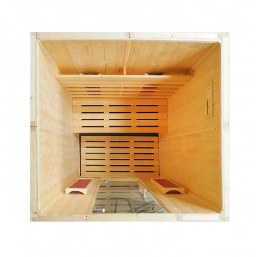 2 Person Home Infrared Sauna IR2020