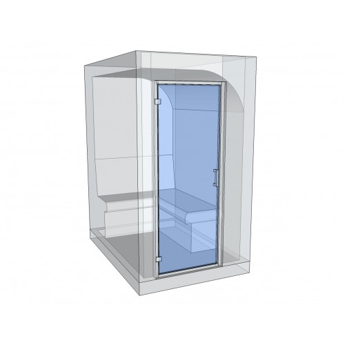 2 Person Home Turkish Steam Room Model 2B