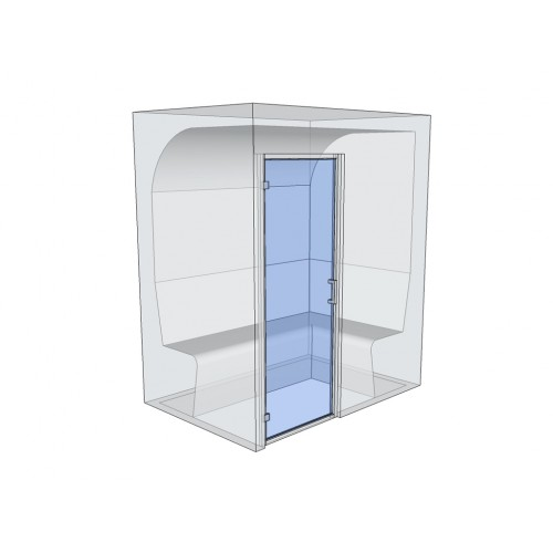 2 Person Home Turkish Steam Room Model 2A