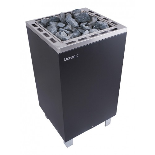 Celebration Home Sauna Kit with Apollo Sauna Heater & Control system