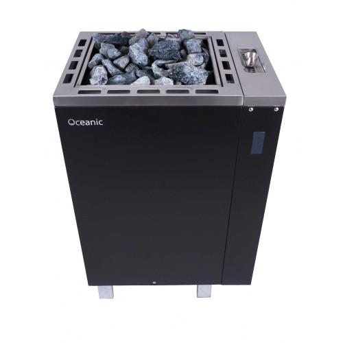 9kw Apollo Sauna Heater - Optional Steam Generator for combined Sauna & Steam