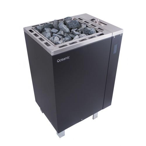 7.5kw Apollo Sauna Heater - Optional Steam Generator for combined Sauna & Steam