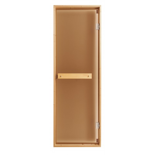 Bronze Glass Sauna Door