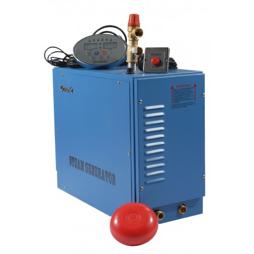 12kw Oceanic Light Duty Commercial Steam Generator
