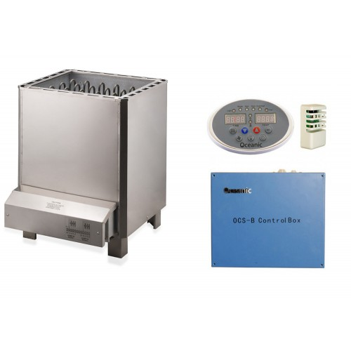 9kW Heavy Duty Commercial Sauna Heater