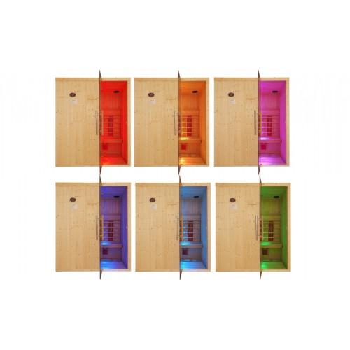 Infrared Sauna Chromotherapy Spotlight