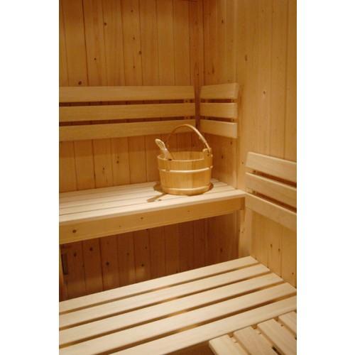 D2025 Sauna Bench, Backrest & Floor Mat Kit