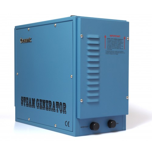 6kw Oceanic Home Steam Generator